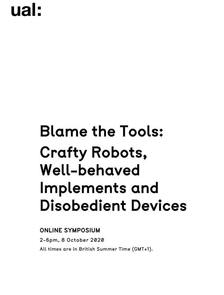 20201130-Blame-the-Tools_programme